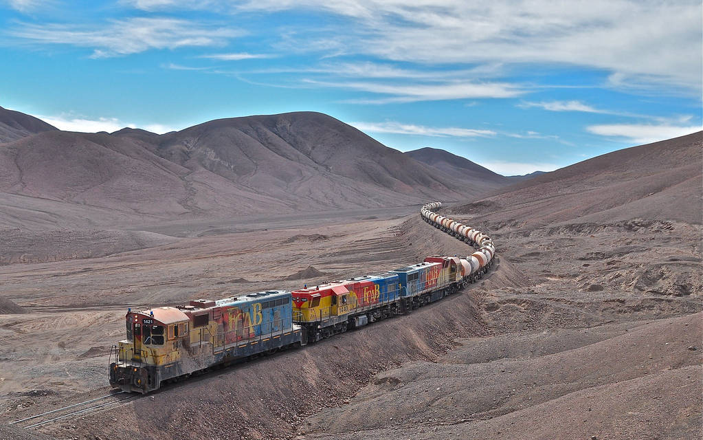 train silk road